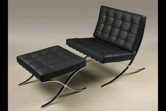 Mies van der rohe modern classic furniture barcelona chair Modern classic chairs