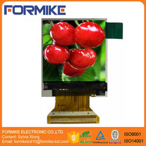 Wholesale tft: 1.44 Inch Small TFT LCD Display with 128*128 Resolution