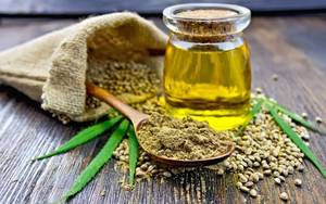 Wholesale natural crack: Sell Pure Hemp Seed Oil
