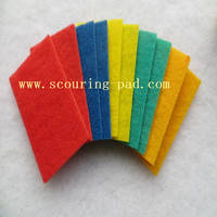 Sell colorful kitchen scouring pad