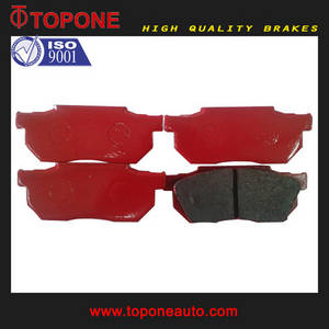 Wholesale brake part: For Honda CIVIC Auto Brake Parts Brake Pad MKD5019M