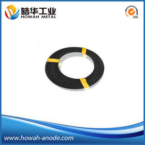 Wholesale Other Titanium: Mixed Metal Oxide Coated Titanium Wire Anode