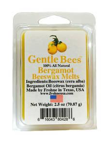 Wholesale water purifier: Bergamot Beeswax Melts
