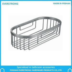 Wholesale Bathroom Shelves: Everstrong ST-V4105 Stainless Steel Shower Basket or Bathroom Shelf