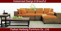 Wicker Free Combo Sofa Set
