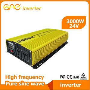 Wholesale pies: PI 3000W 24V High Frequency Pure Sine Wave Inverter