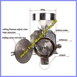 Wholesale chinese medicine: Grain Powder Milling Machine, Beans Powder Milling Machine, Chinese Medicine Crushing Machine, Sugar