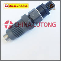 Sell Diesel injector 4M40-1201 with nozzle DN0PDN112 For MITSUBISHI/ ISEKI