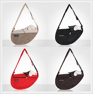 Wholesale lovely pillows: [Fundle]PET Carrier(Original Petsling) 100% Hand Made in Korea