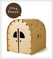 Paper Furniture for Kinds -mileyhouse-