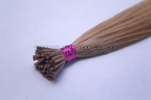 Wholesale i: Hot Selling I-tip Hair Extensions with Italian Keratin All Lenghs & Colors in Stock