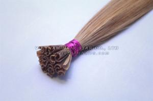Wholesale u: Vietnamese Natural Human Remy Hair Extensions U-tip with Italian Keratin 40cm