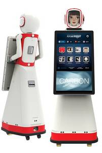 Wholesale Other Advertising Equipment: Smart Service Robot - FURo-D
