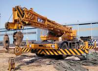 Used Kato KR-45H-V 45tons Rough Terrain Crane,Original ...