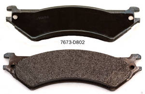 Wholesale brake part: Car Auto Parts XC2Z-2200-AA Brake Pad for FORD TRUCK Series Brake Pad Manufacturer