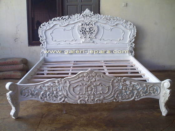 Rococo Bedroom Set Antique Reproduction Furniture From