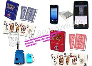 plastic card: Sell Italy Plastic Modiano Bike Trophy Marked Poker Cards for Poker Analyzer