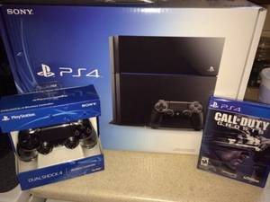 Wholesale charger: New SonyS PlayStationS 4 Console (NTSC) PS4,XBOXS,NINTENDOS