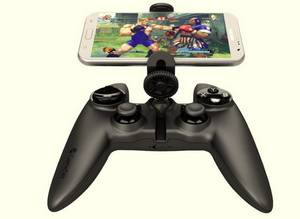 Wholesale gamepad: Wireless Bluetooth Gamepad with Game Application Software