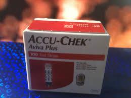 Wholesale test strips: Accu-chek Aviva Plus Test Strips