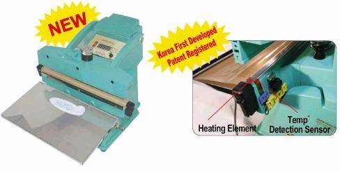 Temperature Controlled Impulse Sealer
