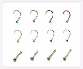 Wholesale Nose & Ear Trimmer: Nose Piercing Jewelry