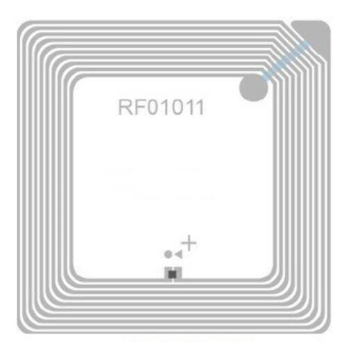 paper tag: Sell 13.56MHz HF NFC Sticker Tag