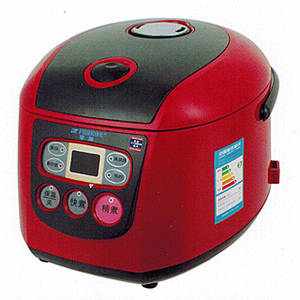 Wholesale red dot: Automatic Digital Rice Cooker-D02/K Panel/Red Info At Guangchengco Dot Cn