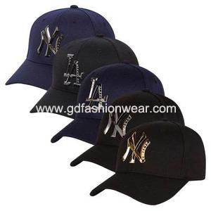 Wholesale army hat: Customized Baseball Cap with Logo