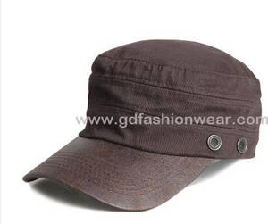 Wholesale woven patch: Design your own style Army Cap
