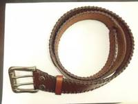 Genuine Leather Belt From Guangzhou Factory
