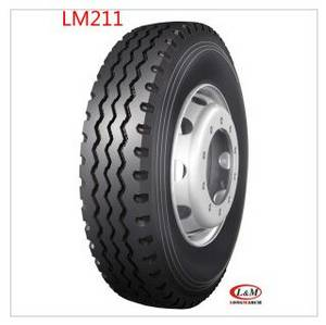 Wholesale off road: 11R24.5 Hot Sale Chinese TBR Tire Long March LM528 On/Off Road Drive Axle Traction Tyre Radial Truck