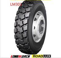Linglong/Longmarch Radial Chinese Drive Radial Truck Tire with DOT ECE (1200R20 LM301)