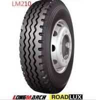 Best Selling China Long March Radial Truck Tire with E-MARK (LM210)