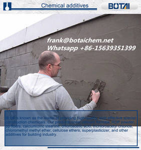 Wholesale Construction Adhesives: Cellulose Ether Hpmc Putty Powder Additive
