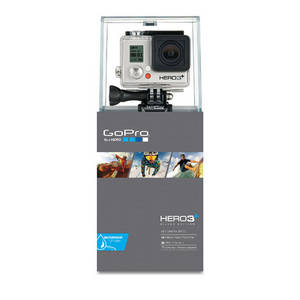 Wholesale camera: GoPro HERO3+ Silver Edition Camera