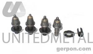 Wholesale concrete cutter: Road Milling Teeth/ Carbide Drill Bit/Concrete Road Milling Cutter