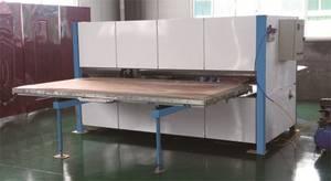 Wholesale paper table cover: Door Wood Grain Transfer Machine