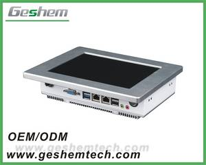 Wholesale panel pc: 8'' -19'' Inch Resistive Touch Screen Industrial Panel PC