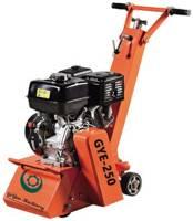 Sell GYE-250 manual model Scarifying Machine with Honda GX270 engine