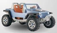 Wholesale toys: Fisher-Price Power Wheels Ultimate Terrain Traction Jeep Hurricane