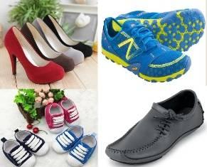 Wholesale footwear: Footwear
