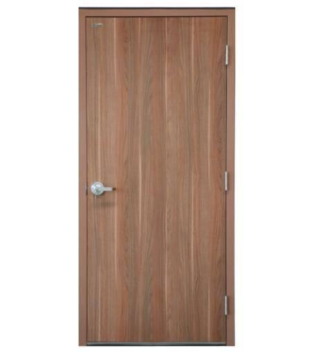 hardware company: Sell WH UL listed solid wood fire door laminate melamine veneer HPL