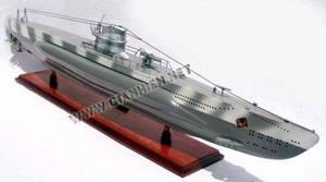 Wholesale military: German U-boat