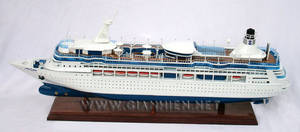 Wholesale Wood Crafts: Vision of the Seas