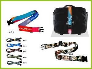 Wholesale Fabric Belts: Luggage Belt