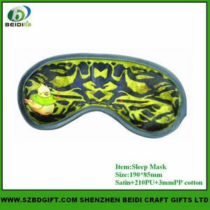Wholesale best eye patch: High Quality Luxury Custom Design Sleep Mask Eye Patch