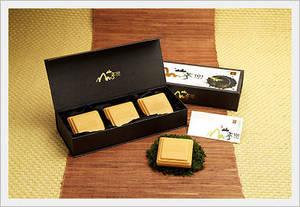 Wholesale Bath Supplies: Distinguished Korean Mountain Ginseng Soap