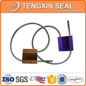 Wholesale china container: China Wire Seal for High Value Container Cargo