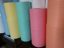 Wholesale Nonwoven Fabric: Mesh Waved Spunlace Nonwoven Fabric